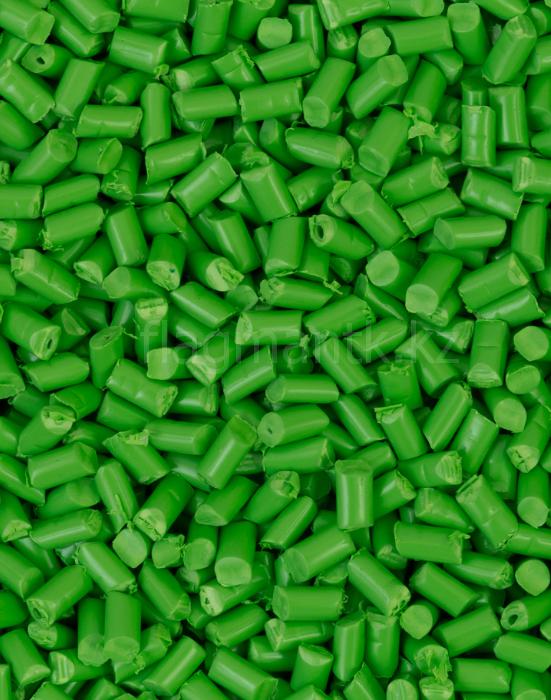 Мастербатч зеленый (яблоко)