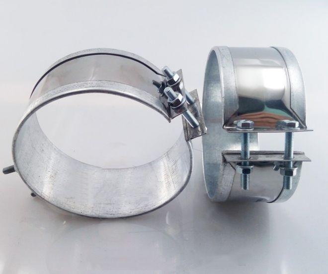 Кольцевые нагреватели с поверхностью из оцинкованной стали