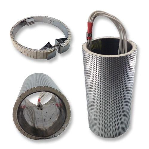 Керамические кольцевые тэны с внешним нагревом